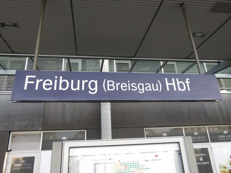 personal shopping stilberatung Freiburg ab bahnhof